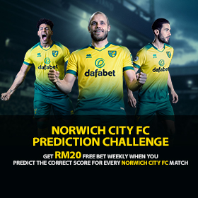 Norwich City FC Prediction Challenge
